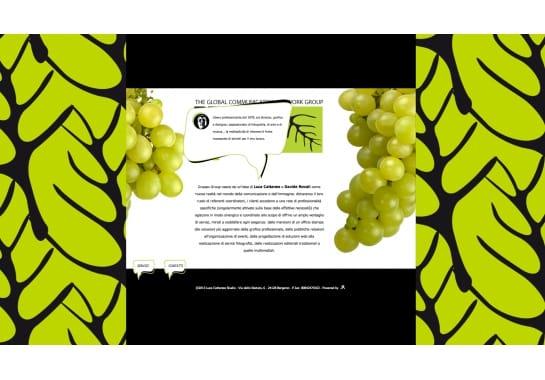 Progetto realizzato per GRASPO GROUP da Ermes Digital, Sudio grafico, web e seo Milano