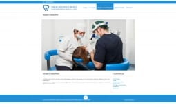 Progetto realizzato per: Centro Dentistico Ortelli da Ermes Digital Communication