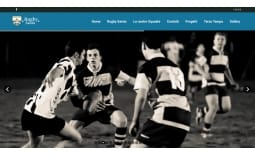Progetto realizzato per: Rugby Saints ASD da Ermes Digital Communication