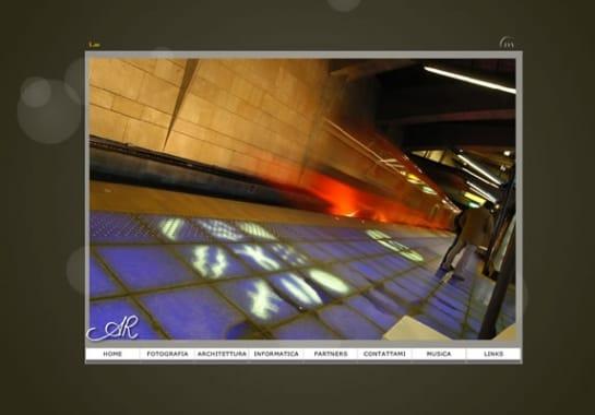 Progetto realizzato per REPOSO ANDREA da Ermes Digital, Sudio grafico, web e seo Milano