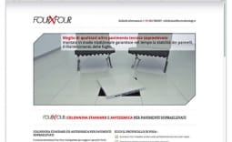 Progetto realizzato per: RAISED FLOOR TECHNOLOGY da Ermes Digital Communication