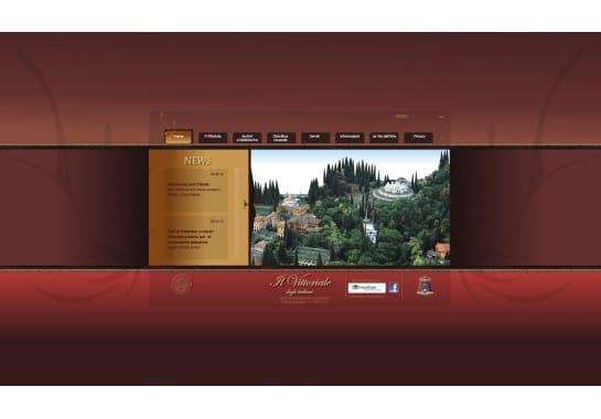 Progetto realizzato per Il Vittoriale degli Italiani da Ermes Digital, Sudio grafico, web e seo Milano