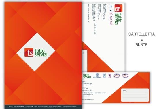 Progetto realizzato per Tutto Servizi da Ermes Digital, Sudio grafico, web e seo Milano